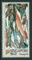 Singapour //1993 //  Spécial Stamp // Oeuvre De Chen - Singapour (1959-...)