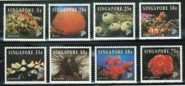 Singapour //1993 //  Faunes Marines ** - Singapour (1959-...)