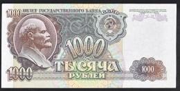 Russia 1000 Rublei 1992 P250 UNC - Russie