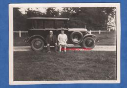 Photo Ancienne - NOISIEL - Belle Automobile à Identifier - 1927 - Voir Calandre Bouchon De Radiateur - Automobiles