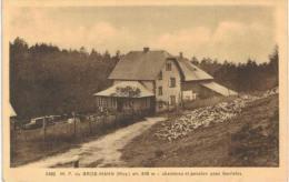 Maison Forestière Du Gros Mann Ou Grossmann - Région Dabo Donon - Chambres Et Pension Pour Touristes - Ars Sur Moselle