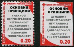Bosnia & Herzegovina - SRB (2014) - Set -  /  Rotes Kreuz - Red Cross - Croix Rouge - Cruz  Roja - Croce Rossa - Rode Kruis