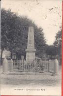 --52 --  SAINT URBAIN -- LE MONUMENT AUX MORTS --  1937 - Other Municipalities