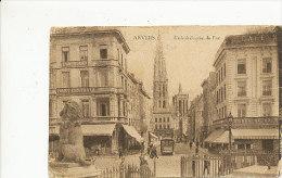 Anvers - Cathédrale Prise Du Port - 1921 - Antwerpen