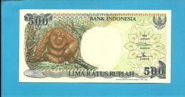INDONESIA - 500 Rupiah - 1992 / 1999 - P 128.h - UNC. - Série CVY - 2 Scans - Indonesia