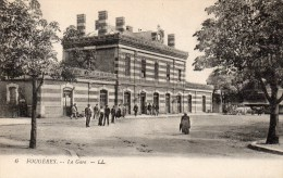 Cpa Fougeres La Gare   N6 - Fougeres