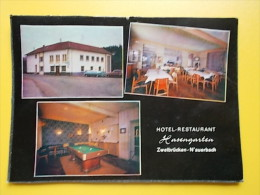 NIEDERAUERBACH, ZWEIBRUCKEN, HOTEL HASENGARTEN - Zonder Classificatie