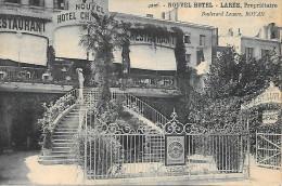 Nouvel Hotel - Larée Propriétire Boulevard Lessore, Royan - Royan
