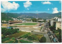 Savona - Panorama E Stadio Valerio Bacigalupo - Stadium - Stadio - Stade - H2665 - Calcio