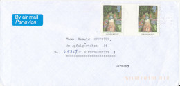 Great Britain Cover Sent To Germany - 1952-.... (Elizabeth II)