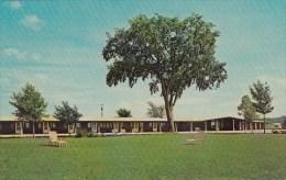 Wisconsin Janesville Redwood Motel - Janesville