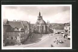 AK Zweibrücken, Blick Auf Die Alexanderkirche - Zweibruecken