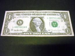 ETATS-UNIS 1 Dollar 1995 , Pick N° KM 496 , USA ,UNITED STATES OF AMERICA - Federal Reserve (1928-...)
