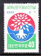 KOREA  304    **   WRY - Korea, South