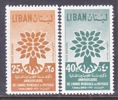 LIBAN  C 284-5    **   WRY - Lebanon