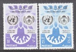 LIBIA  187-8    **   WRY - Libya