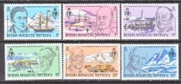 B.A.T.  76-81    **  ANTARTIC  POLAR - British Antarctic Territory  (BAT)