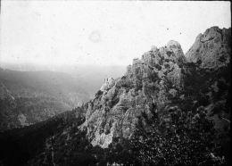 V0462 - VAR - LA SAINTE BAUME - Plaques De Verre