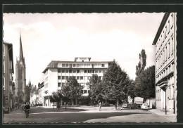 AK Kaiserslautern, Marienkirche Und Institut Der Franziskanerinnen - Kaiserslautern