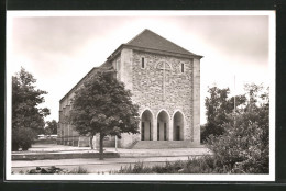 AK Zweibrücken, Blick Auf Heilig-Kreuz-Kirche - Zweibruecken