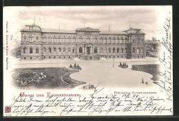 AK Kaiserslautern, Pfälzisches Gewerbemuseum - Kaiserslautern