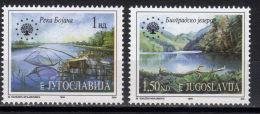 Yugoslavia,Protection Nature 1994.,MNH - 1992-2003 Federal Republic Of Yugoslavia