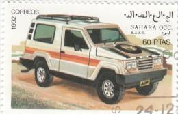 Sahara Occ. R.A.S.D - - Cars