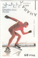 Sahara Occ. R.A.S.D - 1 Val. Used - Fantasy Labels