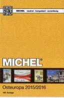 Briefmarken MICHEL East-Europe Part 7 Catalogue 2015/2016 New 66€ Polska Russia Sowjetunion Ukraine Moldawia Weißrußland - Other Collections