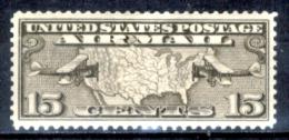 Stati-Uniti-0098 -1926/1927 - Unificato, N.A8 (++) MNH - Privo Di Difetti Occulti. - Air Mail