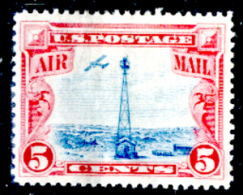 Stati-Uniti-0101 -1928 - Unificato, N.A11 (+) TLH - Privo Di Difetti Occulti. - Air Mail