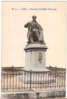 No 4. ATH Statue Eug DEFACQX 1916 Feldpost Marcovici Re255  SUPERBE - Ath