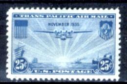 Stati-Uniti-0107 -1935 - Unificato, N.A20 (++) MNH - Privo Di Difetti Occulti. - Air Mail