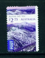 AUSTRALIA  -  2014  National Parks  $2.75  International Post  Self Adhesive  Used As Scan - Usati