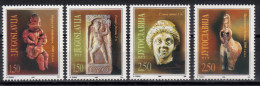 Yugoslavia,Museum Exhibits 1996.,MNH - 1992-2003 Federal Republic Of Yugoslavia