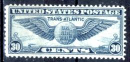 Stati-Uniti-0113 -1939 - Unificato, N.A24 (++) MNH - Privo Di Difetti Occulti. - Air Mail