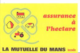 BUVARD  LA MUTUELLE DU MANS - Agriculture