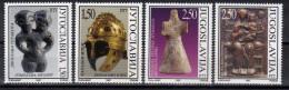 Yugoslavia,Museum Exhibits 1997.,MNH - 1992-2003 République Fédérale De Yougoslavie