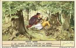 TIR A L'ARC -ROBIN HOOD -COMBAT ENTRE MARION ET ROBIN - Tir à L'Arc