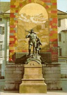 GUILLAUME TELL-ARBALETE-ALTDORF -TELLDENKMAL-TIR A L'ARC - - Tir à L'Arc