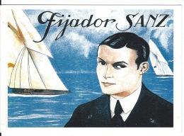 CPSM  Espagne  Publicité   FIJADOR SANZ - Advertising