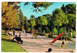 E3017 Genova - Nervi - Il Parco - Giochi Di Bimbi Bambini / Viaggiata 1972 - Genova (Genoa)