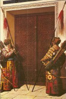 TIR A L'ARC -LES PORTES DE TAMERLAN-V.VERECHTCHAGUINE - Tir à L'Arc