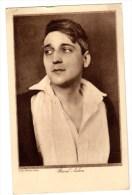Carte Postale, Homme Célébre, Acteur Raoul Aslan De Greece - Artistas