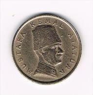 *** TURKIJE  100.000  LIRA   1999 - Turquie