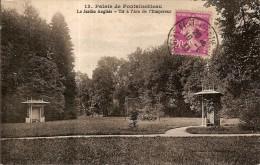 FONTAINEBLEAU-TIR A L'ARC DE L'EMPEREUR - Tir à L'Arc