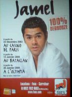 CP Jamel Debbouze, 2003,neuve - Artistes