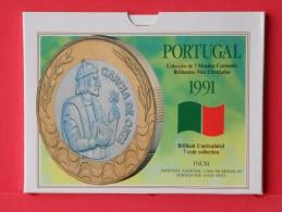 PORTUGAL        BNC   -  1991  (Nº12205) - Portugal