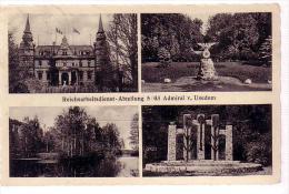 D-19249 Ansichtskarte SW Jessenitz - Ansichtskarten