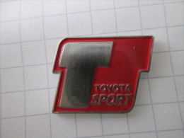 Toyota Sport Rot Ansteckknopf PIN - Toyota